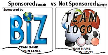 Sponsored vs Not Sponsored